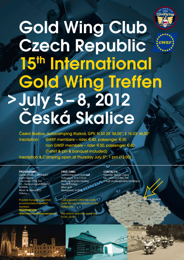 sraz goldwing ceska skalice 2012